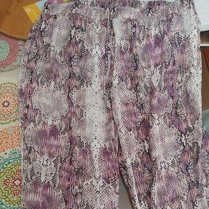 JLO XL comfy dress pants. BNWOT